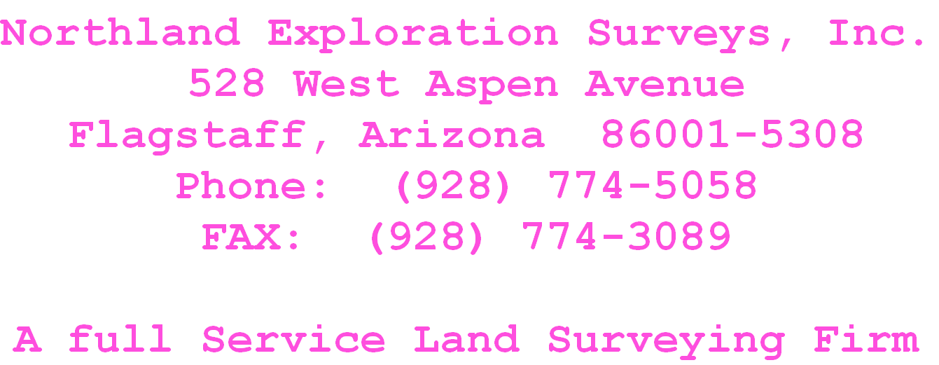 Northland Exploration Surveys, Inc.